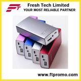 La mini Banca di potere di corsa portatile all'ingrosso con la batteria di Mluticapacity (C014)