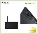 Ecran LCD TFT 7 pouces Doorphone vidéo sans fil et système DVR