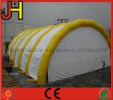 عملاق قابل للنفخ [بينتبلّ] خيمة لأنّ عمليّة بيع