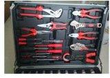 La meilleure trousse à outils de vente de -118PCS noircissent plaqué dans le cas d'Alumium (FY118A)