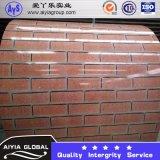 移動式家の鋼鉄壁はGalvanziedのPrepainted鋼鉄PPGI PPGLを使用した
