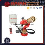 Controle remoto de fornecedor de fabricação do Monitor de água de incêndio para bombeiros