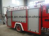 Portello dell'otturatore del rullo per il camion di lotta antincendio