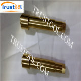 Обслуживание CNC изготовленный на заказ сложного металла высокого качества подвергая механической обработке