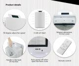 RoHS probó el purificador del aire con el control de WiFi del panel de tacto para el uso casero