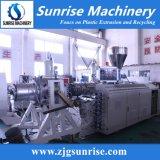 Konischer Doppelschraube Belüftung-Rohr-Extruder für Belüftung-Rohr-Produktionszweig