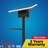 Imperméable Q235 Pole LED Solar Street Light
