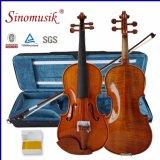 Лучше всего скрипка оптовые дешевые цены Advanced 4/4 1/4 1/16 скрипки