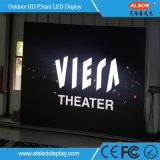 Al aire libre del alto brillo SMD P5 impermeable LED Publicidad Display Panel