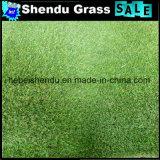 人工的な草140stitch 14700tuftの密度の熱い販売との25mm