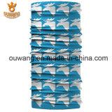 継ぎ目が無い格子縞の管のHeadwearによって印刷されるカスタム多機能のバンダナ