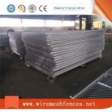 Chain Link Portable Mobile Construction Galvanized Temporary Fence