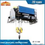 Élévateur électrique introduit par haute performance de câble métallique 5 tonnes