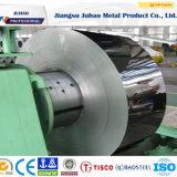 Stock d'usine SUS 301/304 / 310S Bande en acier inoxydable recuit brillant