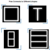 DIY lineare Beleuchtung mit freiem Anschluss