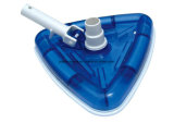Testa di vuoto di pulizia della piscina