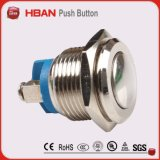 Hban (HBGQ16F-1O/J/S) 금속 금관 악기 누름단추식 전쟁 스위치