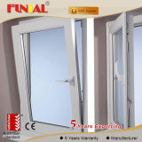 Profilo verticale incorniciato alluminio della finestra o dell'alluminio di scivolamento per la finestra ed il portello