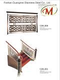 Cerca de acero inoxidable de escalera para la Seguridad (GM-201)