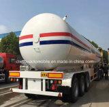ASME LPG 탱크 트레일러 50 Cbm M3 가스 유조선 가격