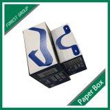 Color personalizado impreso E flauta caja de cartón corrugado