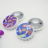 高品質のカスタム印刷冷却装置磁石機能錫の栓抜き