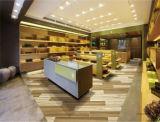 material de construcción de madera rústico del azulejo de suelo de 150X800m m de cerámica (15875)