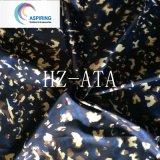 190t imprime vestido tejido de tafetán de poliéster/bolsa