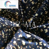 Tissu en tafet en polyester imprimé 190t pour robe / sac