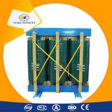 Transformador tipo seco abaixador transformador de 3 fases da distribuição de potência