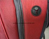 Multifunktionsnylonbeutel des computer-1680d/des Rucksacks der Männer, schwarze praktische Art, die Arbeitsweg-Notizbuch/Laptop-Rucksack wandert