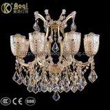 Heißes Verkaufs-neuestes Entwurfs-Metallkristallleuchter-Licht