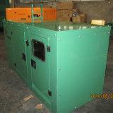 容器のタイプ1000kwの防音の無声電気発電機