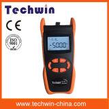Метр силы Tw3208e Techwin испытательного оборудования оптического волокна
