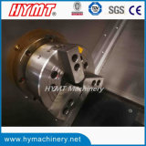 Máquina de giro horizontal do torno do metal da elevada precisão do CNC CK7525