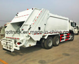 camion di immondizia appiattito 20m3, camion di immondizia del costipatore di FAW