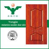 Peau solide intérieure de porte de mélamine avec le prix meilleur marché
