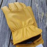 Перчатка привода высокого качества кожаный (GM-SG-1006612)