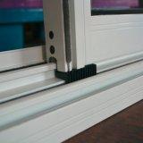 Ventana de desplazamiento de aluminio revestida de Andoized Surfacement del polvo K01055