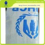180GSM делают лист водостотьким Rolls изготовления /Tarpaulin брезента PE