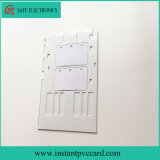 Bandeja de cartão branca de venda quente do PVC para a impressora de Epson T60