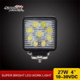 4 duim 3W CREE LED Spotlight 27W LED Working Light