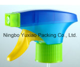 Pulvérisateur neuf de déclenchement de la couverture 2017 des produits en plastique pendant la vie de nettoyage (YX-31-11)
