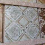 Helle Rose formte Keramikziegel für für die verzierte Wand