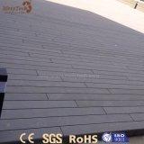Facile personnalisé par Européen d'installer le plancher extérieur de WPC pour le syndicat de prix ferme