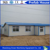 تضمينيّة [برفب] منزل بناية تضمينيّة يجعل من خفيفة [ستيل ستروكتثر] بناية مع لون فولاذ [سندويش بنل]