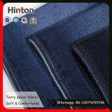 Tissu en éponge Terry Denim 12 Tissu épais en Jean