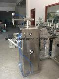 Máquina de rellenar de los productos líquidos grandes del volumen de Semiauto
