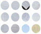 청소 닦음을%s 고품질 비스코스 또는 폴리에스테 Spunlace 짠것이 아닌 직물