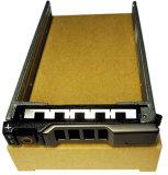 """2.5 """" G176j Y961d G281d Wx387 T961c Xn394 Kg7nr HDD Transportgestell für DELL-Server-Festplatten-Tellersegment"""